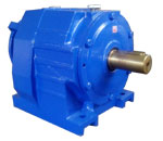 AM Series Helical Gearbox