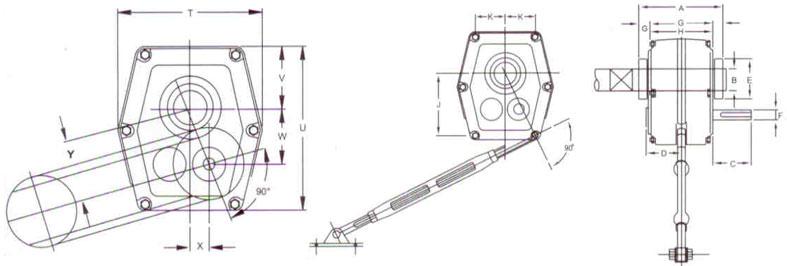 SMSR Dimensions