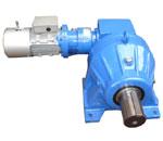 Bevel Planetary Geared Motor