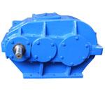 Crane Duty Helical Gear Box